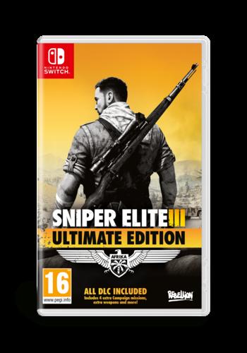 Sniper Elite 3 Ultimate Edition - Nintendo Switch