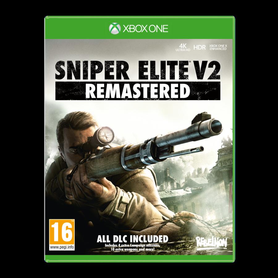Sniper Elite V2 Remastered - Xbox One