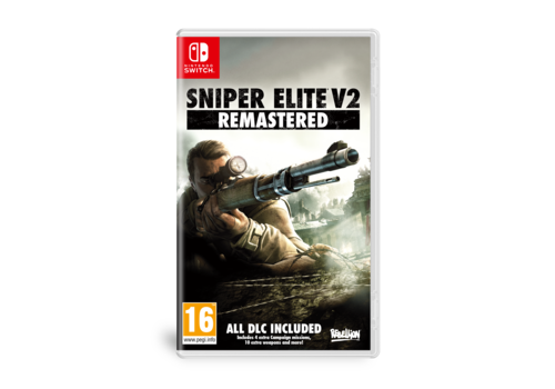 Sniper Elite V2 Remastered - Nintendo Switch