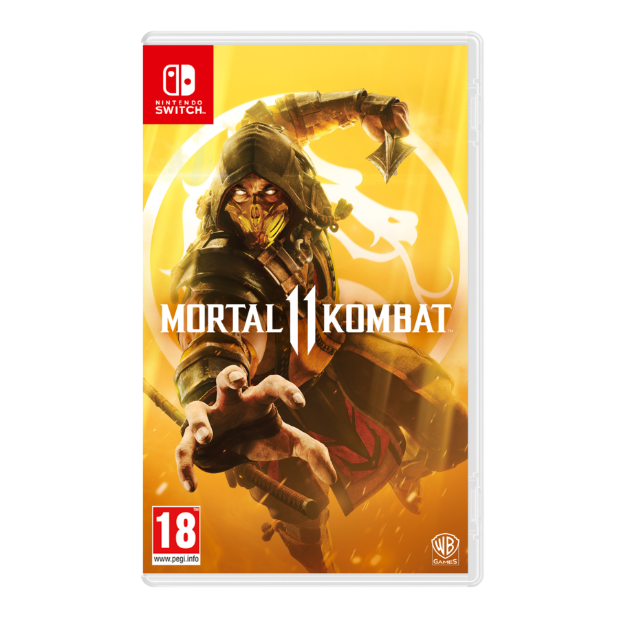 Mortal Kombat 11+ DLC  - Nintendo Switch