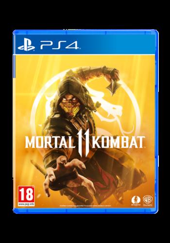Mortal Kombat 11 + DLC - Playstation 4