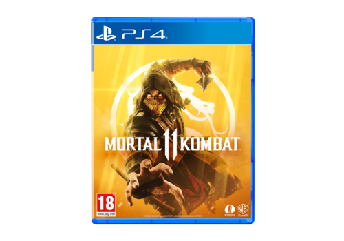 Mortal Kombat 11 + DLC - Playstation 4