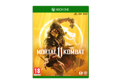 Mortal Kombat 11 + DLC - Xbox One