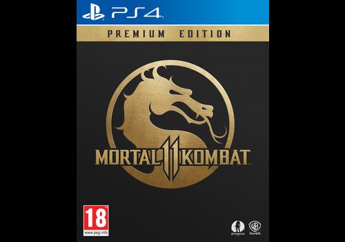 Mortal Kombat 11 - Premium Edition + DLC - Playstation 4