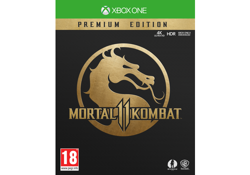 Mortal Kombat 11 - Premium Edition + DLC - Xbox One