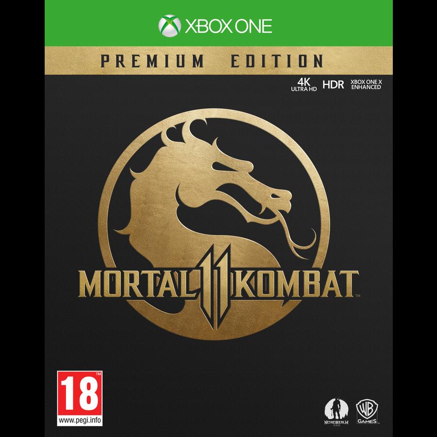 Mortal Kombat 11 - Premium Edition + DLC - Xbox One