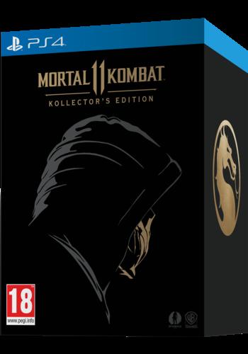 Mortal Kombat 11 Kollector's Edition + DLC  - Playstation 4