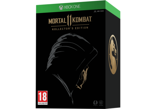 Mortal Kombat 11 Kollector's Edition + DLC  - Xbox One