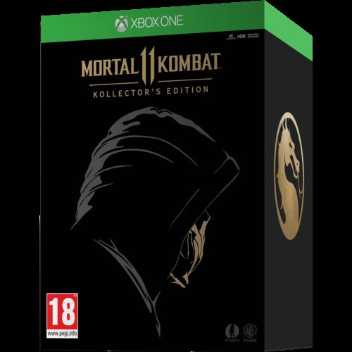 Mortal Kombat 11 Kollector's Edition + DLC  - Xbox One