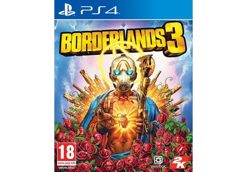 Borderlands 3 + DLC - Playstation 4