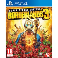 Borderlands 3 - Super Deluxe Edition - Playstation 4