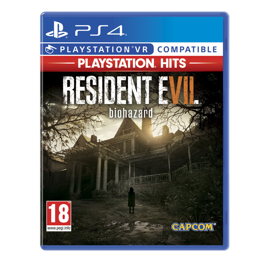 Resident Evil 7: Biohazard PS4 Hits - Playstation 4