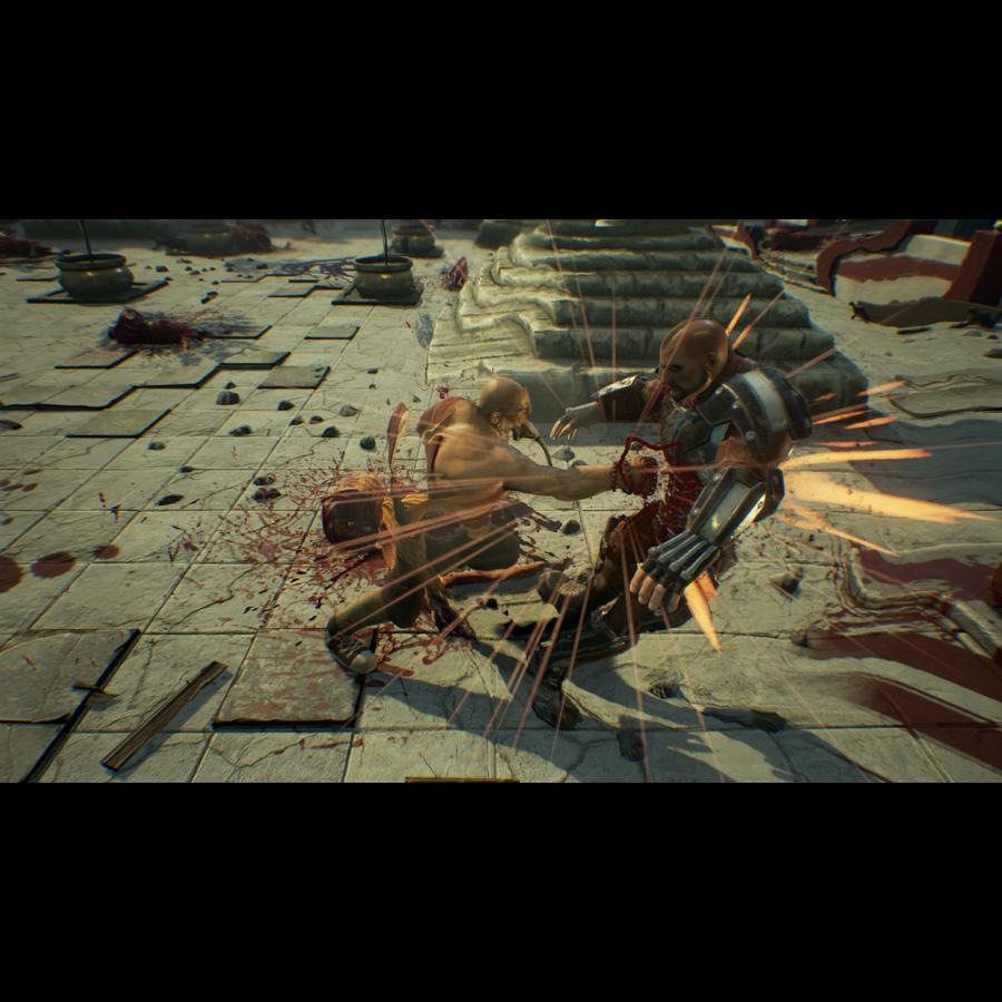 Redeemer Enhanced Edition - Playstation 4