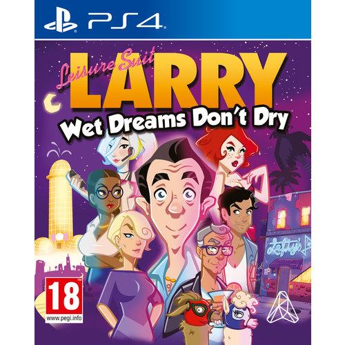 Leisure Suit Larry - Wet Dreams Don't Dry - Playstation 4