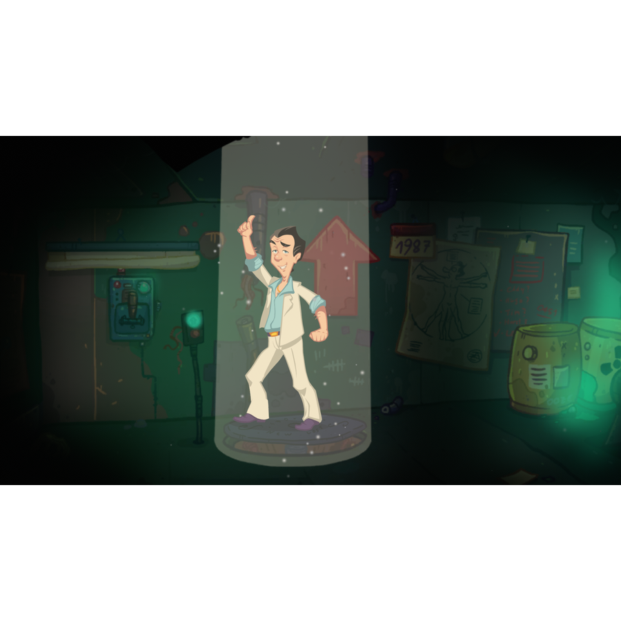 Leisure Suit Larry - Wet Dreams Don't Dry - Playstation 4
