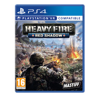 Heavy Fire - Red Shadow - Playstation 4