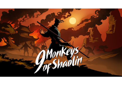 9 Monkeys of Shaolin - PC
