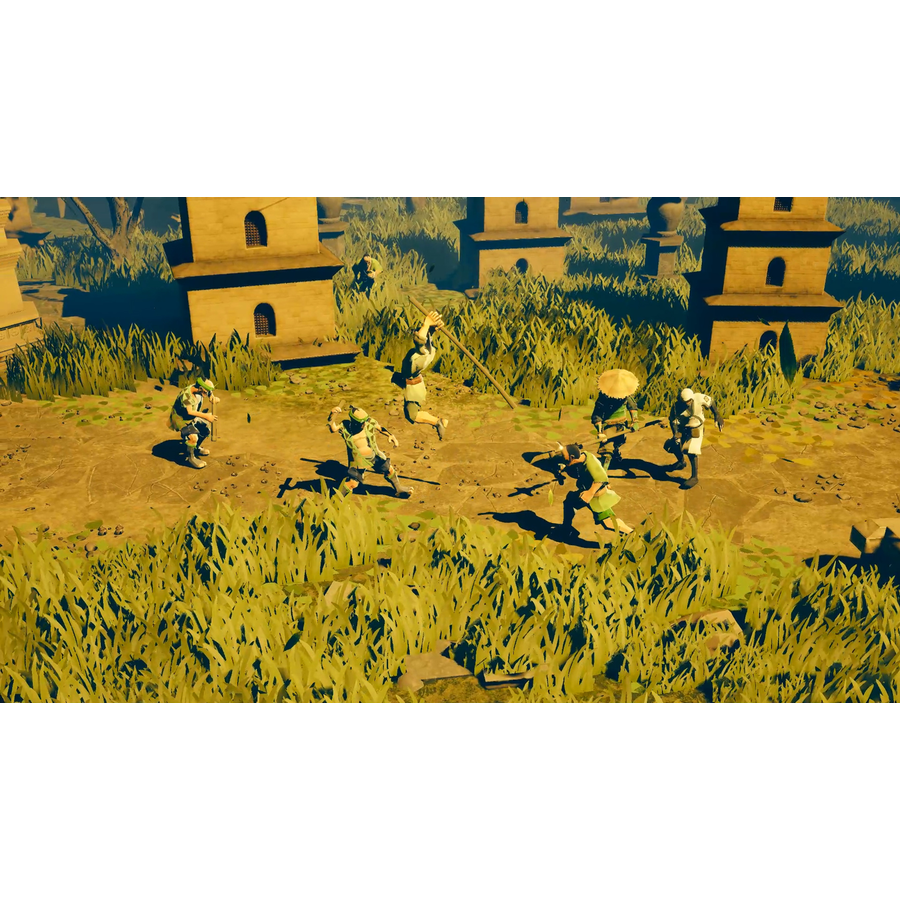 9 Monkeys of Shaolin - Playstation 4
