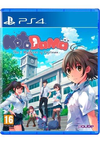 Kotodama The 7 Mysteries of Fujisawa Day One Edition - Playstation 4