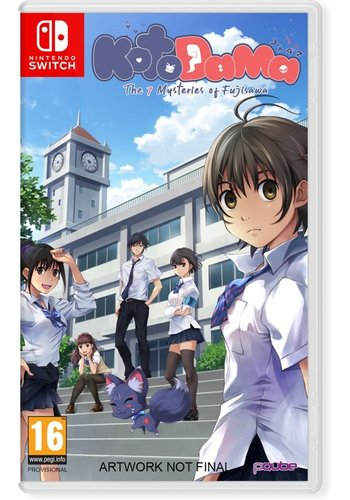 Kotodama The 7 Mysteries of Fujisawa Day One Edition - Nintendo Switch