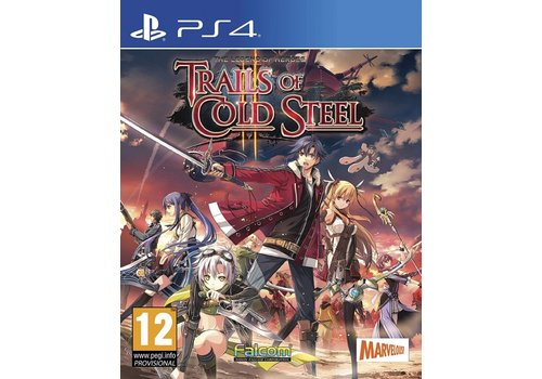 The Legend of Heroes Trails of Cold Steel 2 - Playstation 4