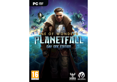 Age of Wonders - Planetfall Day One Edition - PC