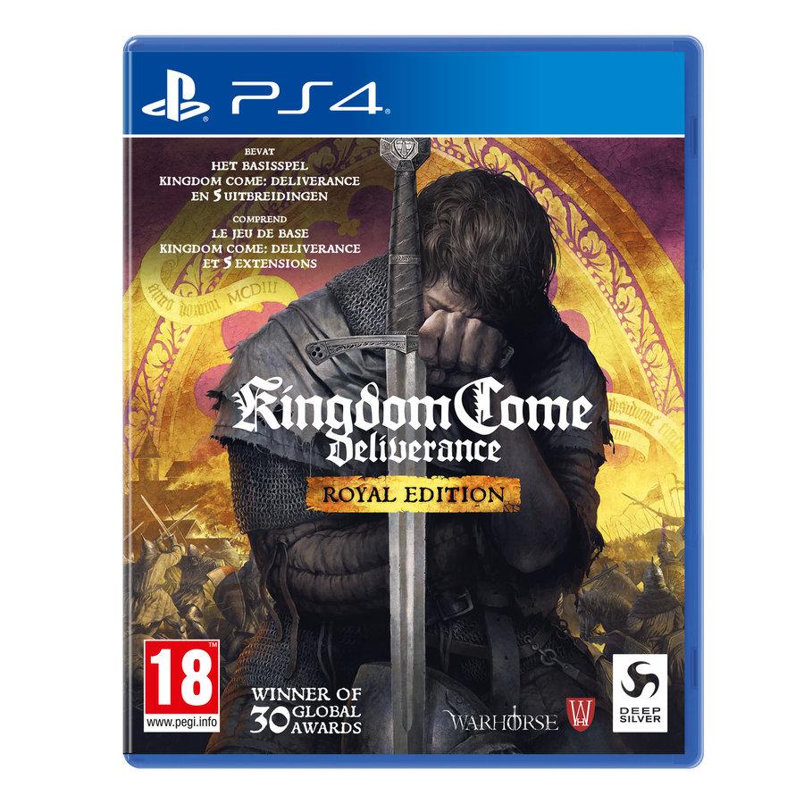 Kingdom Come: Deliverance - Royal Edition - Playstation 4