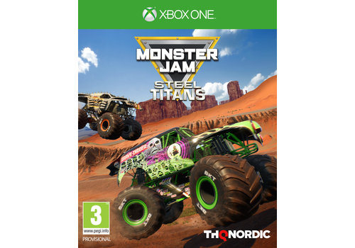 Monster Jam - Steel Titans - Xbox One