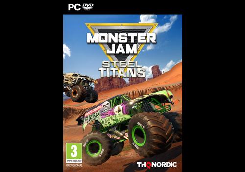 Monster Jam - Steel Titans - PC