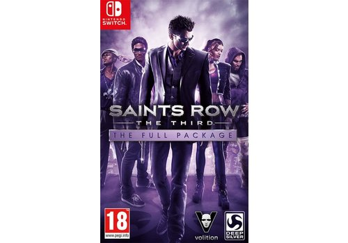 Saints Row The Third Complete Edition - Nintendo Switch