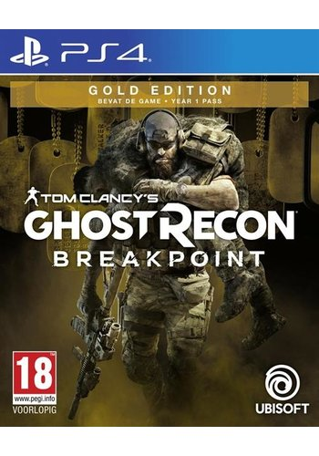 Tom Clancy's Ghost Recon: Breakpoint - Gold Edition - Playstation 4