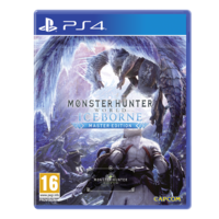 Monster Hunter World Iceborne - Master Edition - Playstation 4