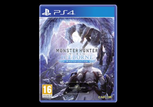 Monster Hunter World Iceborne - Master Edition - Playstation 4
