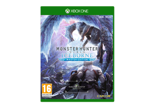 Monster Hunter World Iceborne - Master Edition - Xbox One