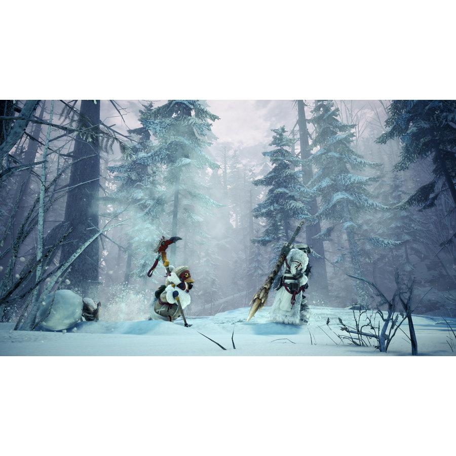 Monster Hunter World Iceborne - Master Edition - Xbox One