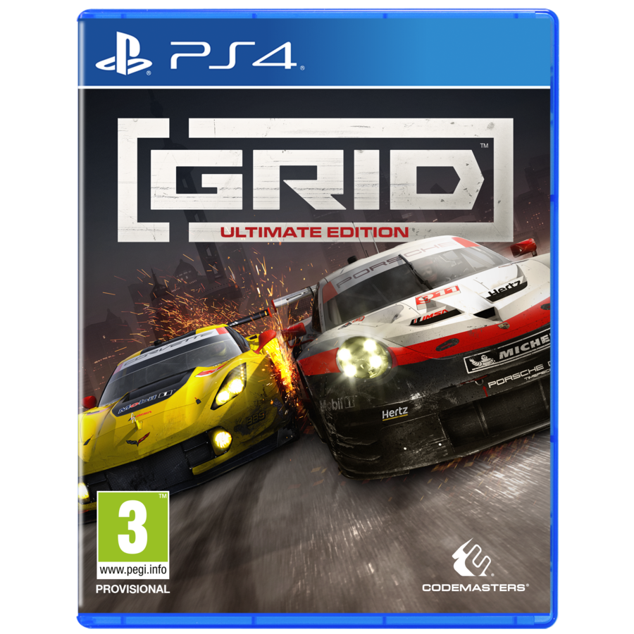 GRID Ultimate Edition - Playstation 4