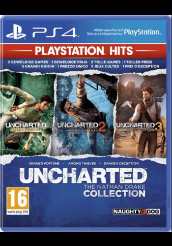 Uncharted Nathan Drake Collection PS4  Hits - Playstation 4