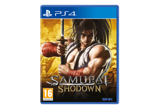 Samurai Shodown + Gratis Season Pass - Playstation 4