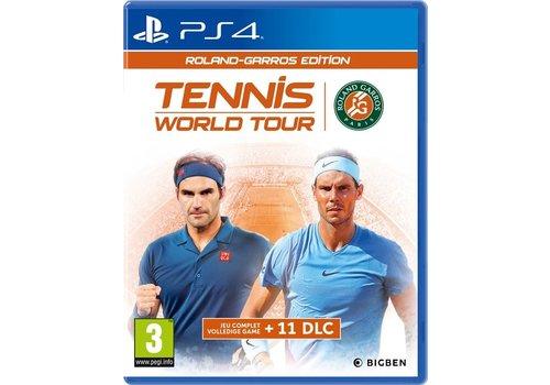 Tennis World Tour - Roland Garros - Playstation 4