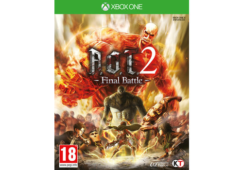 Attack on Titan 2 - Final Battle - Xbox One
