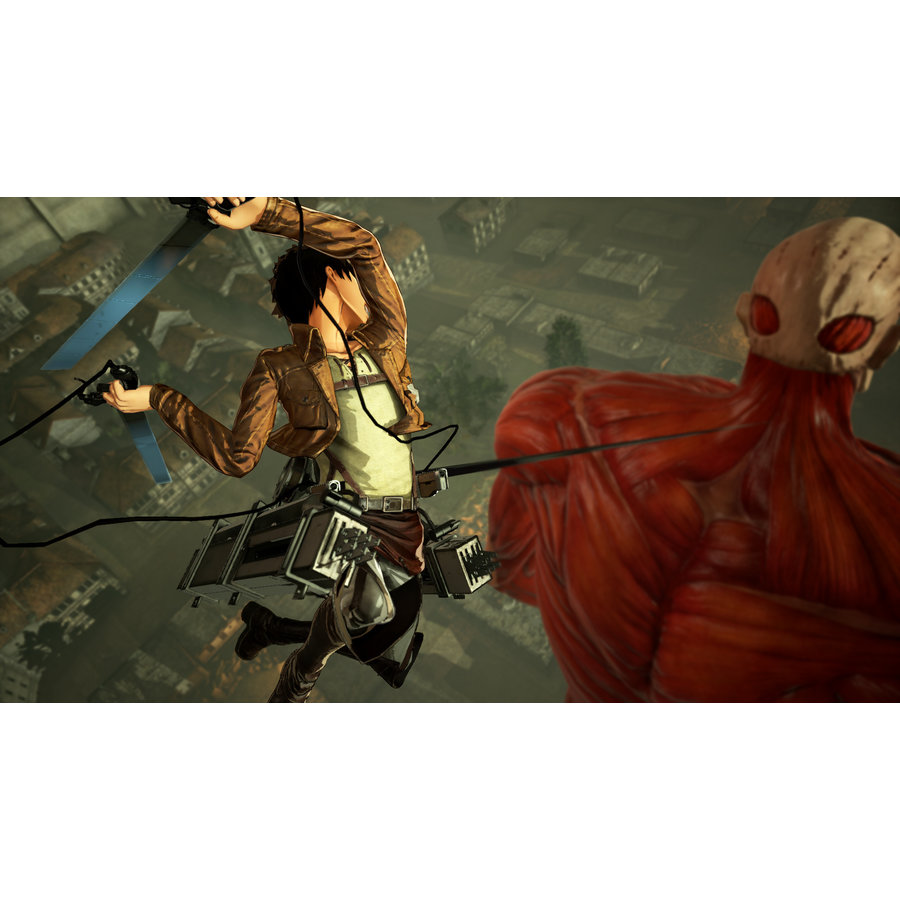 Attack on Titan 2 - Final Battle - Nintendo Switch