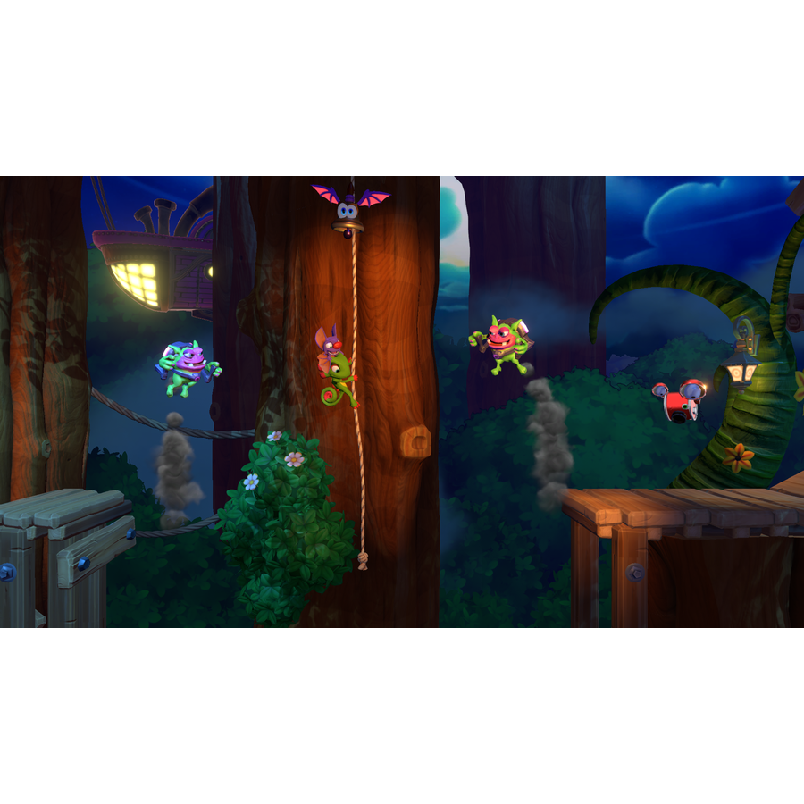 Yooka-Laylee 2 & The Impossible Lair - Playstation 4