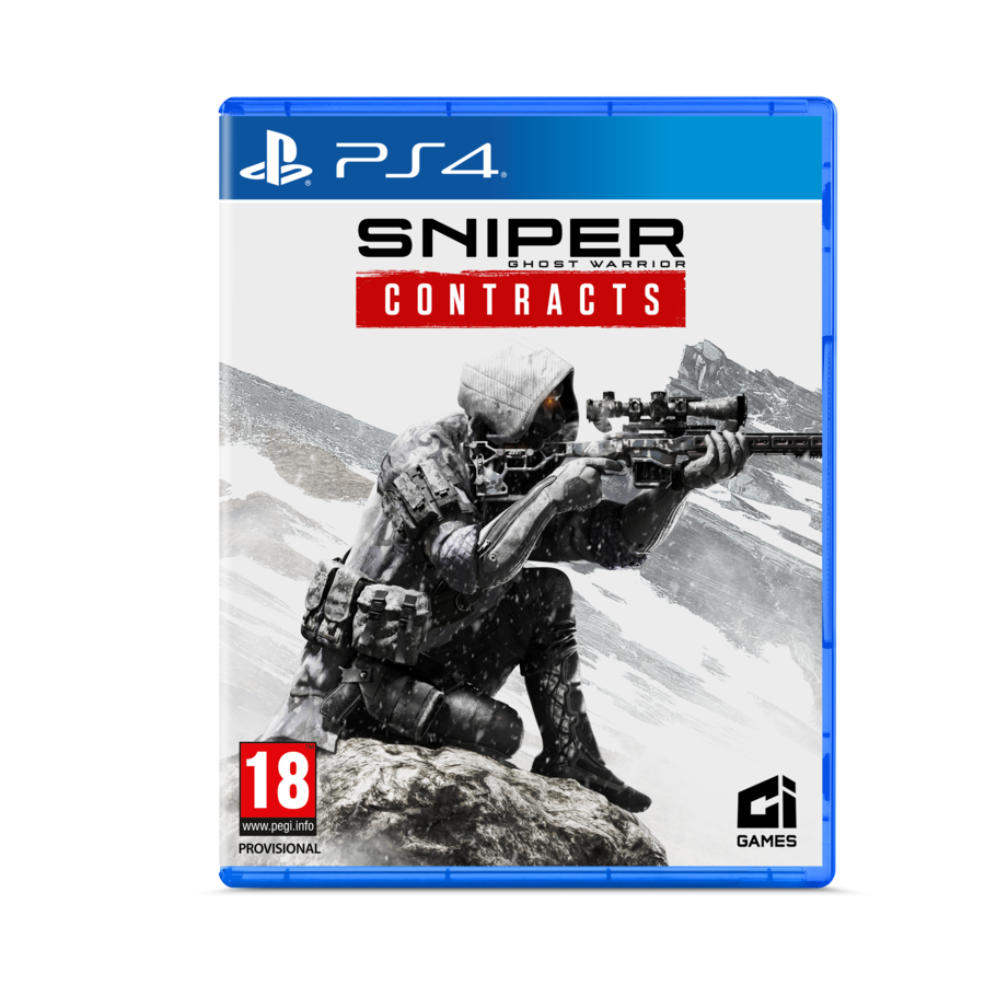 Sniper Ghost Warrior - Contracts - Playstation 4