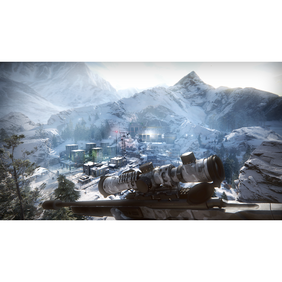 Sniper Ghost Warrior - Contracts - PC