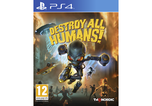Destroy All Humans - Playstation 4