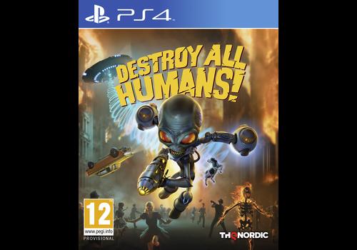 Destroy All Humans - Playstation 4