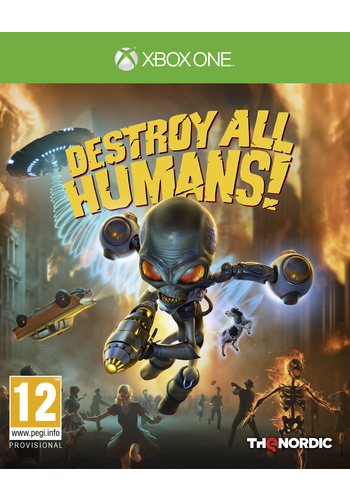 Destroy All Humans - Xbox One