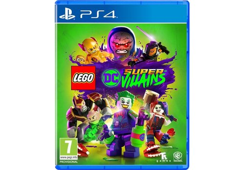 LEGO DC SUPERVILLAINS - Playstation 4