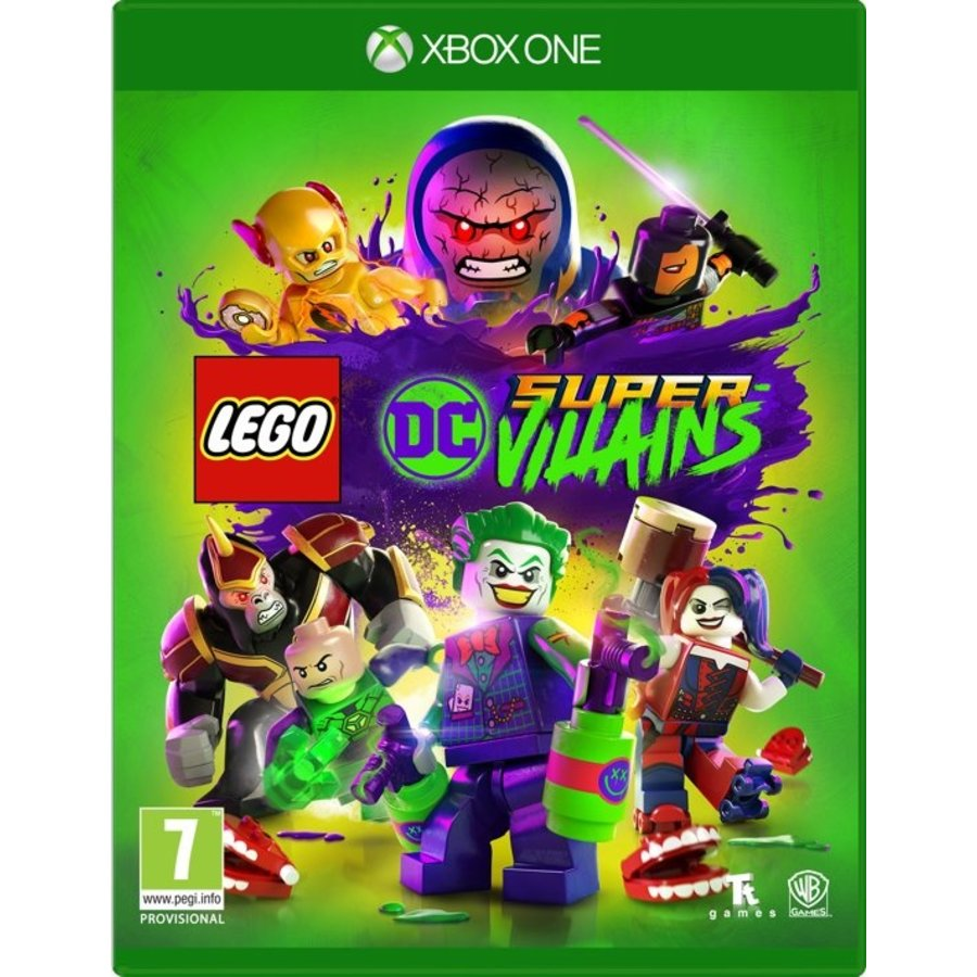 LEGO DC SUPERVILLAINS - Xbox One