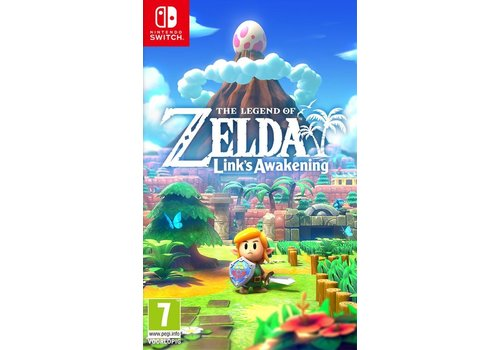 Nintendo The Legend of Zelda: Link's Awakening - Nintendo Switch
